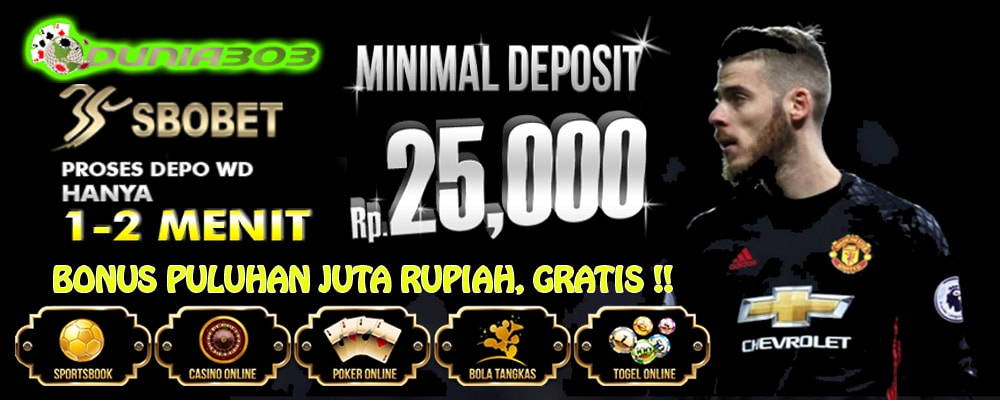 Agen Jasa Bola Online di Handphone Deposit 25Rb BET 13.000